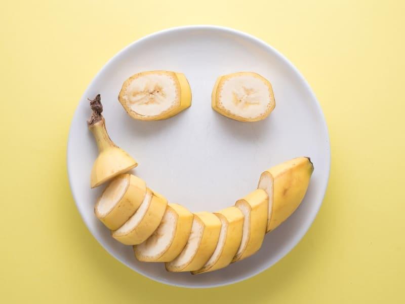 Bananas for bedtime snack