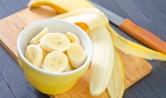 banana melatonin toddler bedtime snack