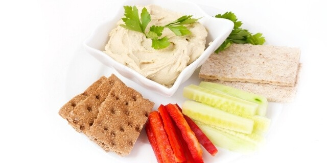 hummus dip for kids