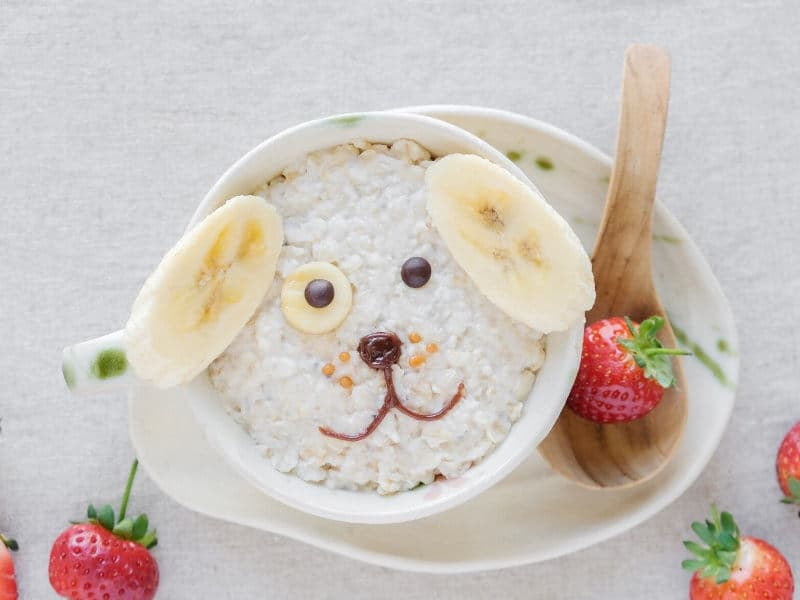 oatmeal for sleep