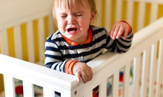 overtired toddler bedtime