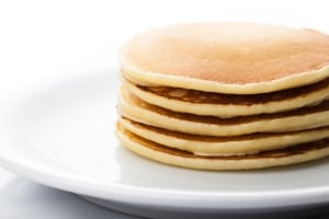 easy pancakes for toddlers