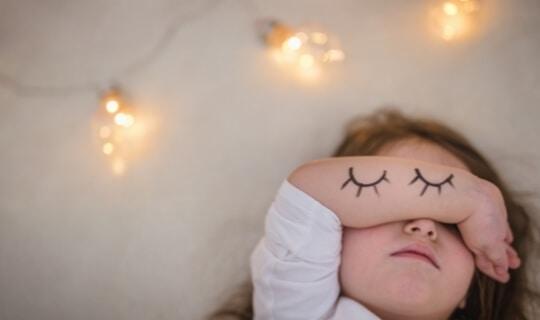 toddler bedtime tired