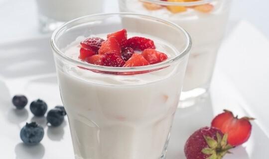 yogurt bedtime snack for sleep
