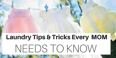 Genius Laundry Tips Every Mom Should Know