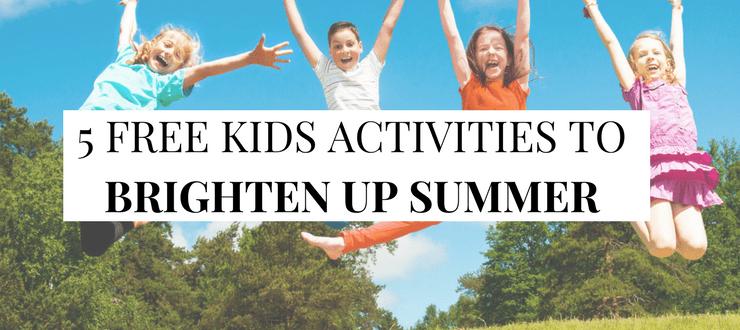 Free Kids Activities