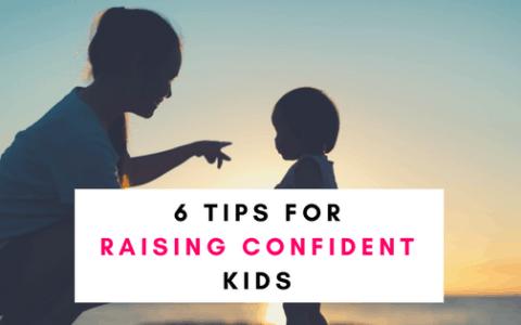 Smart Parenting Tips For Raising Confident Children