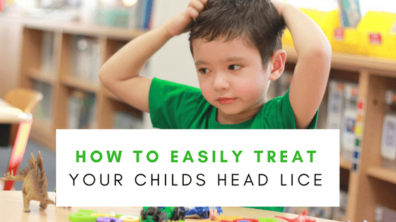 Head Lice Treatment for Toddlers and Kids