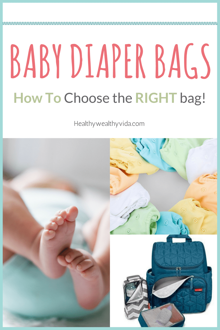 How to choose the best baby diaper bag to suit your needs! Discover what to look for in a diaper bag, how to clean a diaper bag and much more!