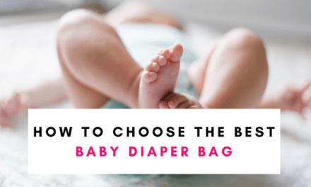 How to Choose The Best Baby Diaper Bag!