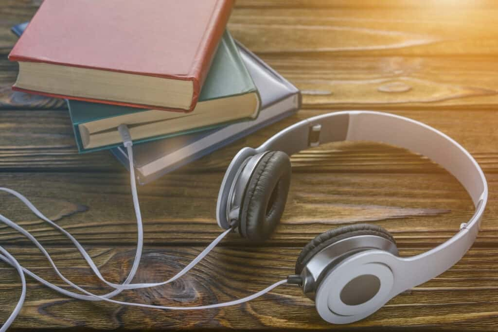 Audiobook benefits