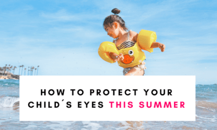 How To Protect Your Child´s Eyes This Summer