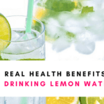 6 Real Benefits Of Drinking Lemon Water