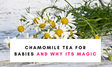 Chamomile Tea For Babies (The Benefits You Need To Know!)