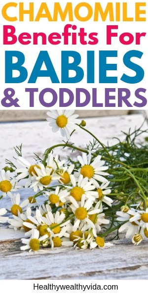Chamomile Tea For Toddlers