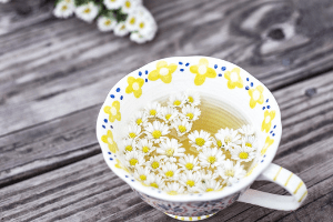 How to make chamomile tea for babies