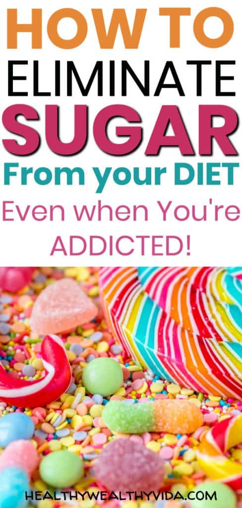 How to Cut Out Sugar From Diet Even When You're Addicted