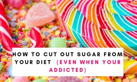 How To Cut Out Sugar From Your Diet (Even When You're Addicted)