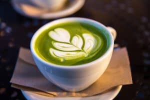 matcha weight loss tea