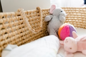 Selecting the right temperature for baby room
