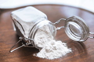 Using Cornflour To Treat Diaper Rash