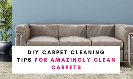 Homemade Carpet Cleaner Tips For Amazingly Fresh and Clean Carpets