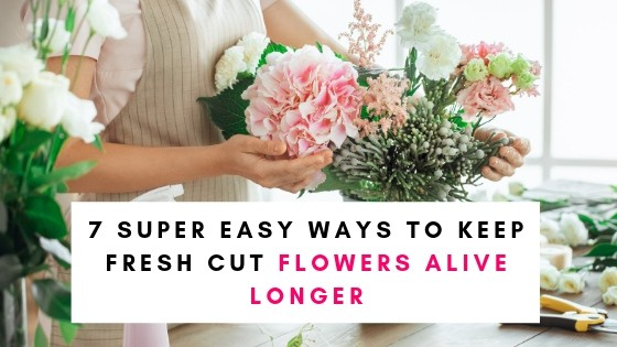 Keeping Flowers Alive