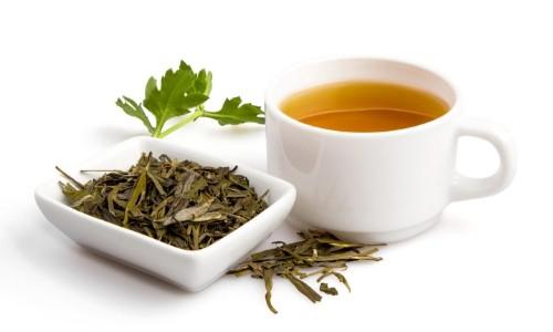 green tea for sunburn