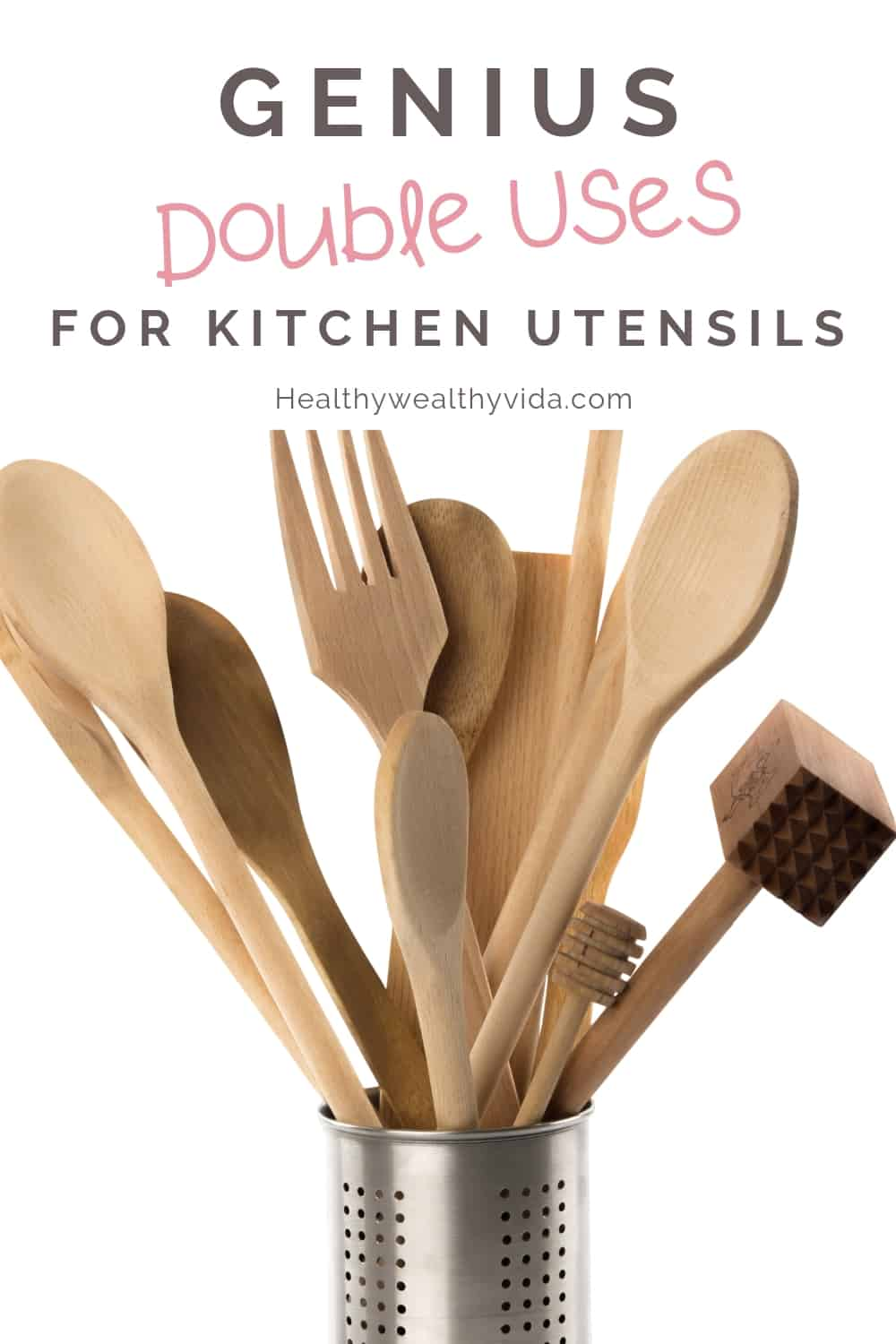 Kitchen Utensil Hacks