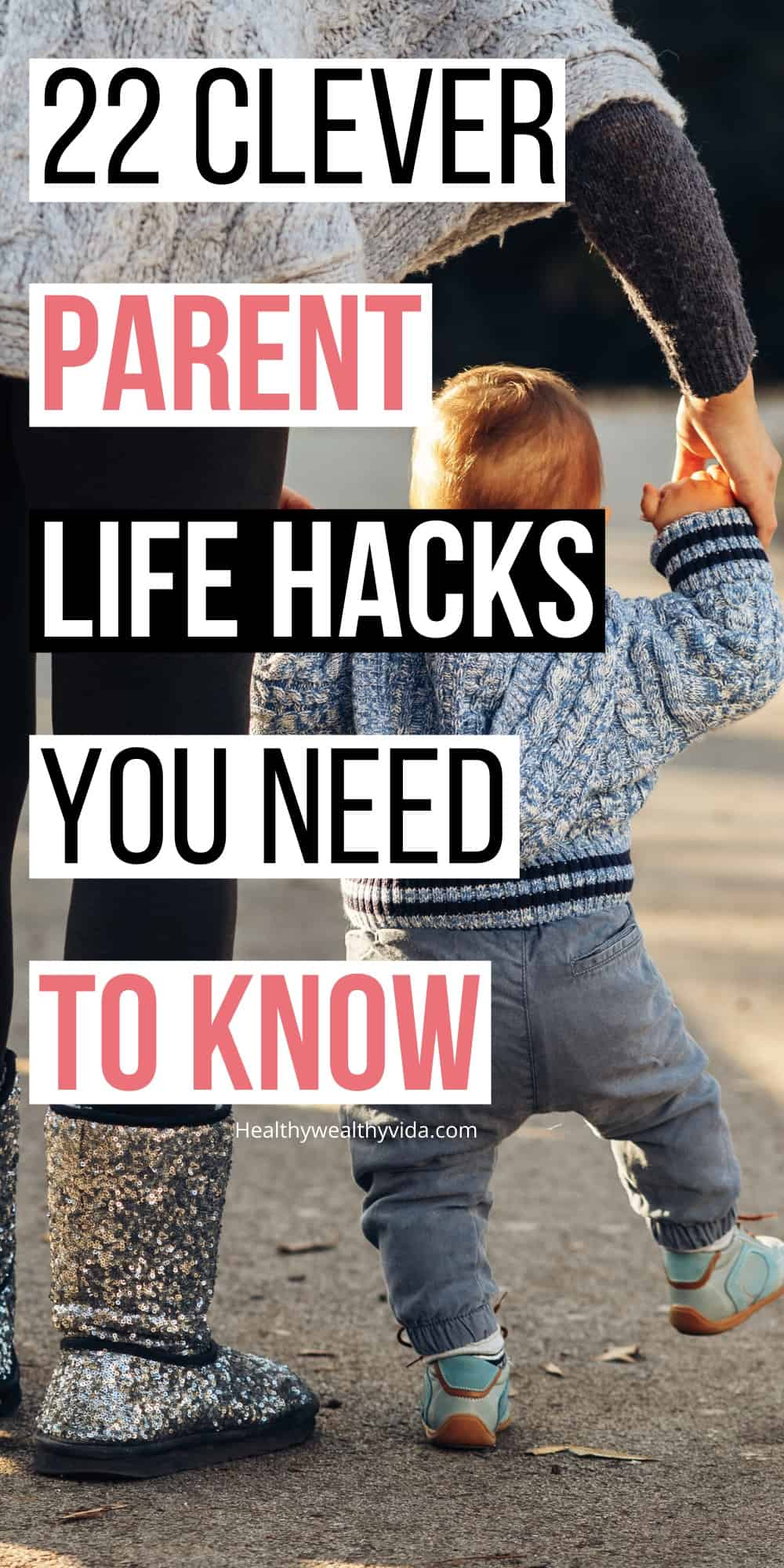 parent life hacks to make parenting easier