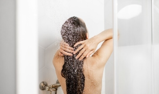 Washing Hair With Castile Soap