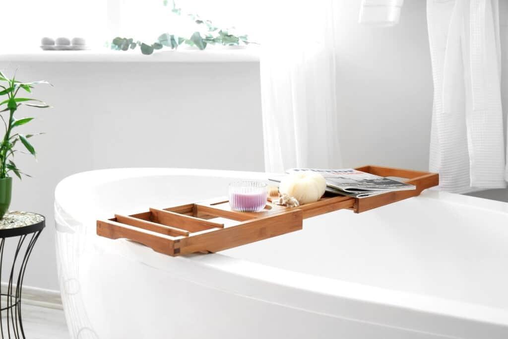 Bath Caddy Tray