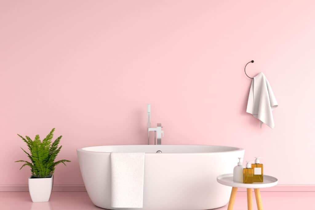 making your bathroom feel and smell like a spa
